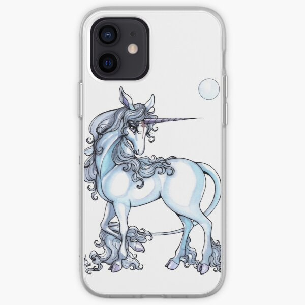 The Last Unicorn iPhone Soft Case