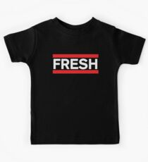 FRESH - Run Dmc Style Kids Clothes
