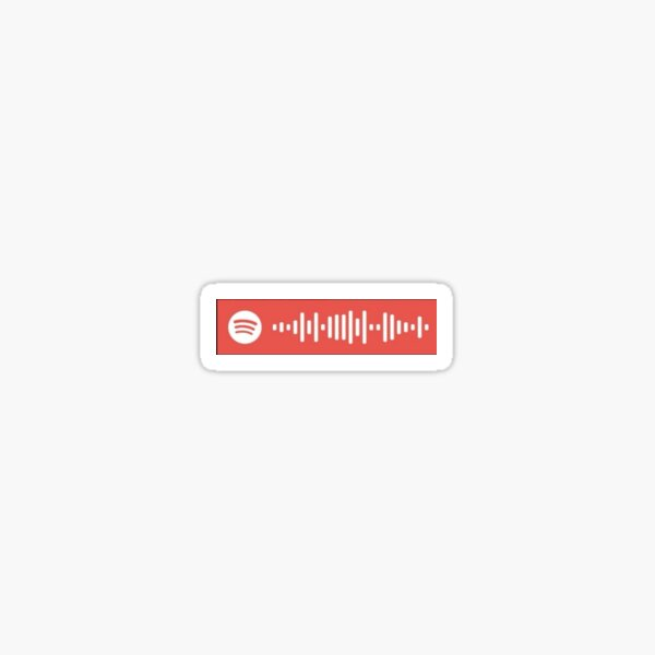 Every one direction song link Sticker