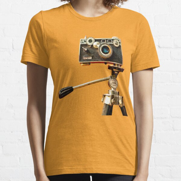 Vintage Argus Camera & Tripod Essential T-Shirt