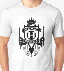 logo healypress Unisex T-Shirt