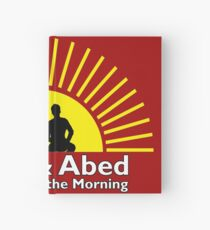 Troy and Abed in the Morning Hardcover Journal