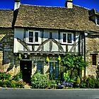 Cotswold Cottage by hans p olsen