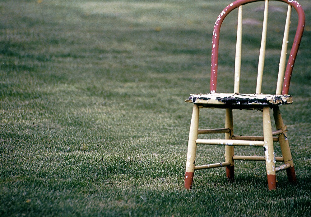 Chair by Jeremy Miller