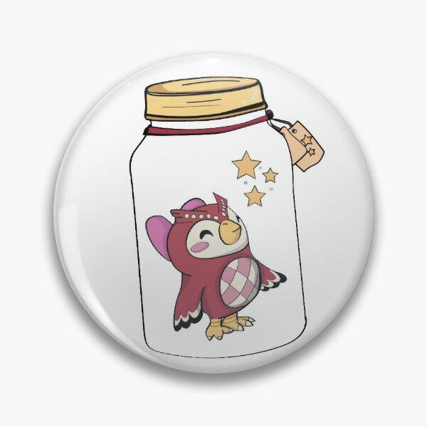 Celeste in a Jar ACNH Pin