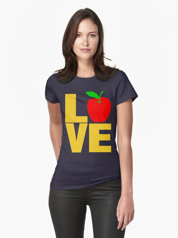 ღ♥Love Apple Clothing & Stickers♥ღ by Fantabulous