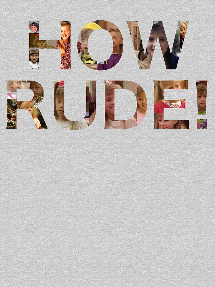 How Rude! by malcolm-