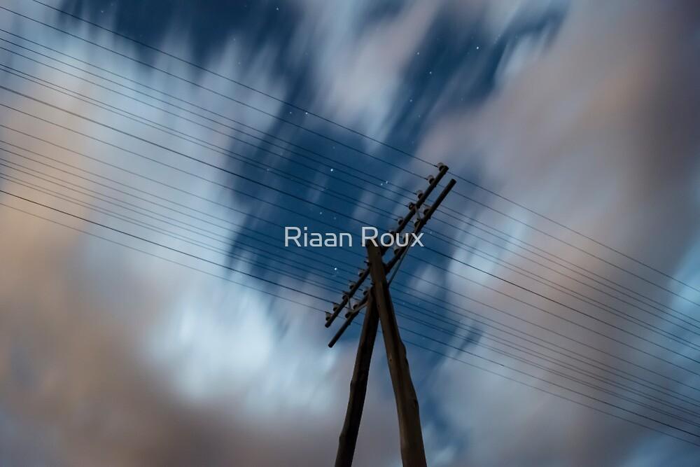 Phone Home by Riaan Roux