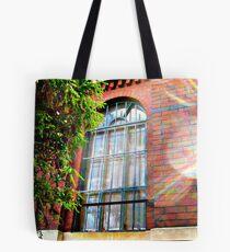 Angel Window Tote Bag