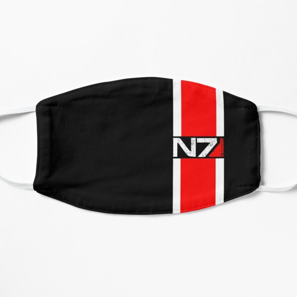 mass effect n7,red Mask