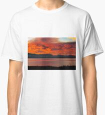 Fire in the Sky! Classic T-Shirt