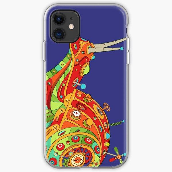 Snail iPhone Soft Case