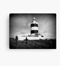 Hook Lighthouse, Wexford Ireland. Canvas Print