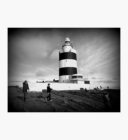Hook Lighthouse, Wexford Ireland. Photographic Print