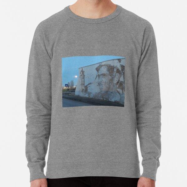 Wall Art to Remember the Past - Portuguese Art Lightweight Sweatshirt