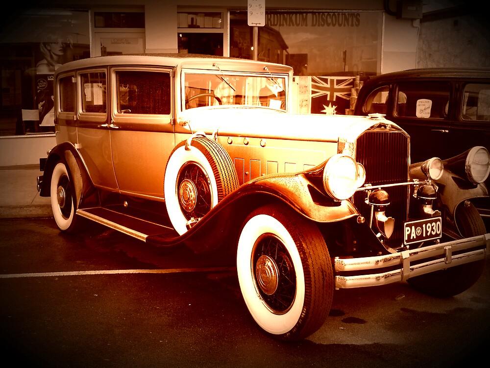 1930 Pierce Arrow9 by Dean Wiles