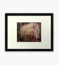 Light of Consciousness Exhibition series 3 Framed Print