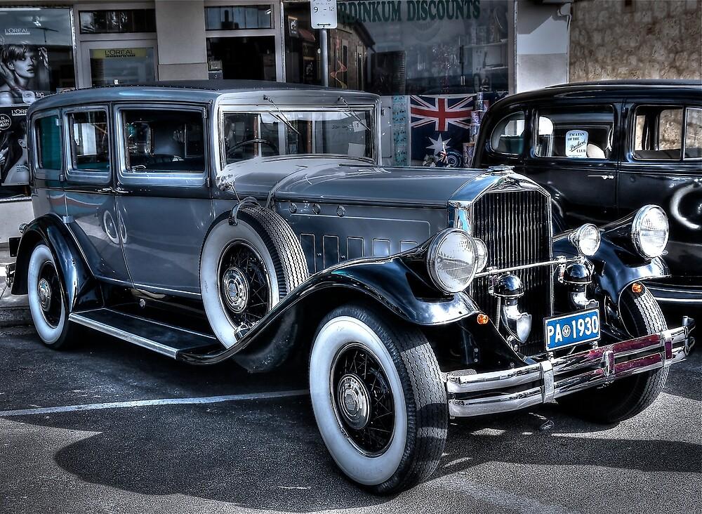 1930 Pierce Arrow11 by Dean Wiles