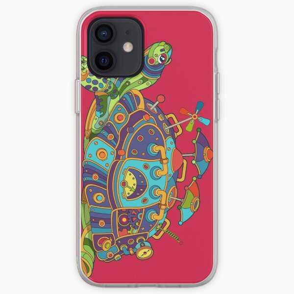 Turtle iPhone Soft Case