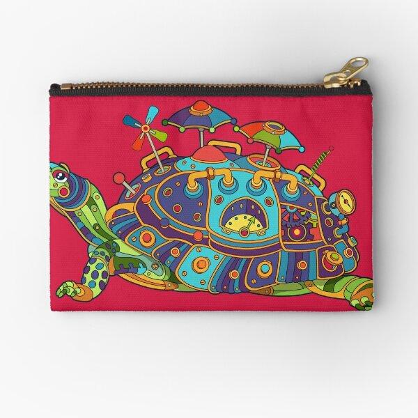 Turtle Zipper Pouch