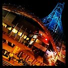 Arts Centre Melbourne by sparrowhawk