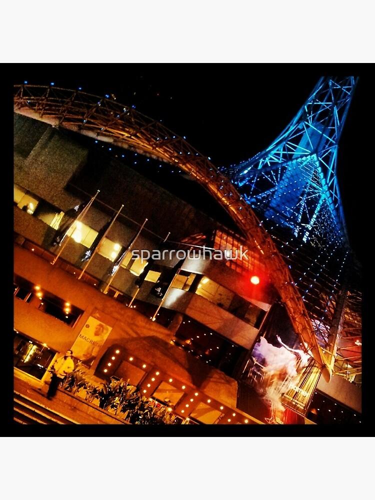 Arts Centre Melbourne by sparrowhawk