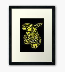 Chinese Lion 1 Framed Print