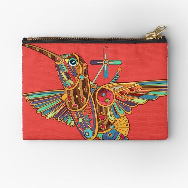 Xantus Hummingbird Zipper Pouch
