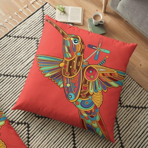Xantus Hummingbird Floor Pillow