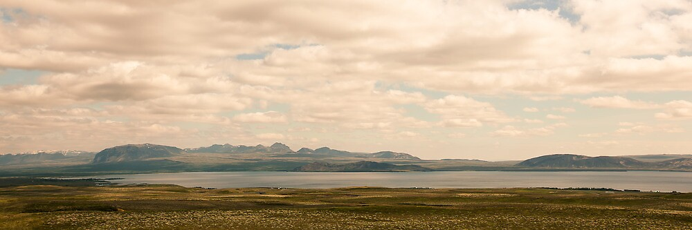 Golden Circle 1 - Iceland by YorkStCreative
