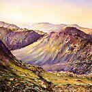 Great Gable, Lake District by LorusMaver