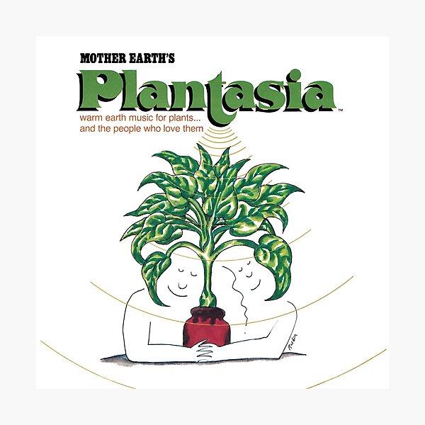Plantasia Photographic Print