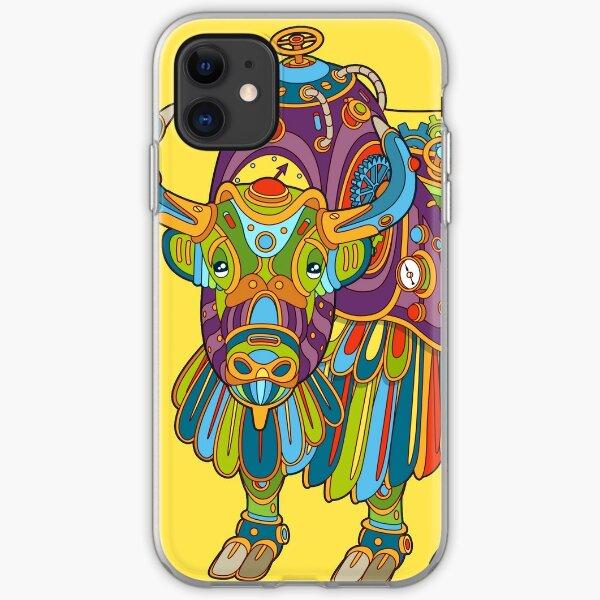 Yak iPhone Soft Case