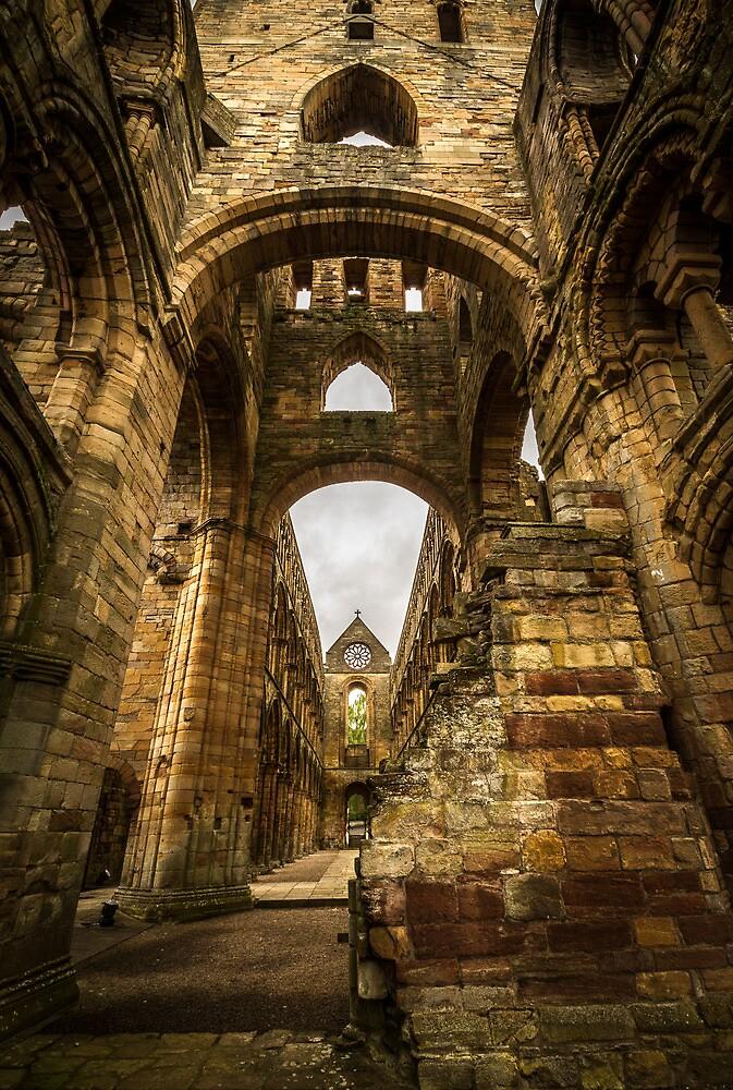 Jedburgh Abbey, Scottish Borders by JourneyPhotos
