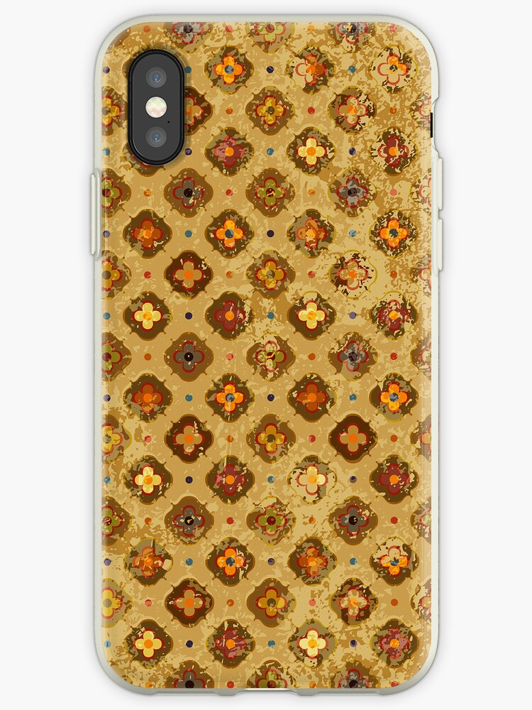 Floral Grunge Pattern  by th12