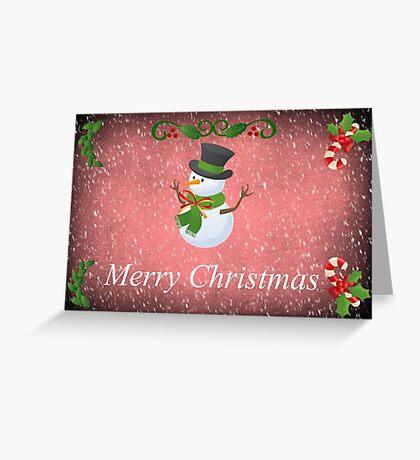 Merry Christmas © Greeting Card