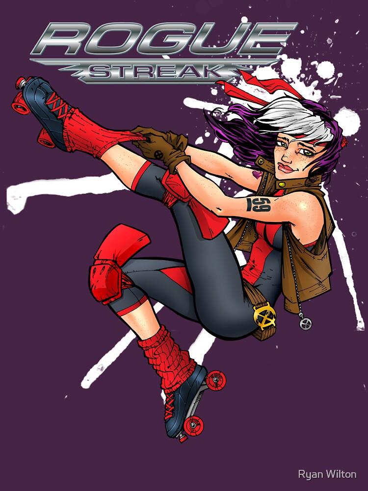 Rogue Streak 2012 - with logo by channandeller