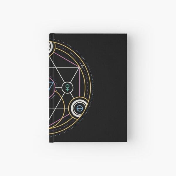 Alchemy Transmutation Circle - Self-development Symbol Hardcover Journal