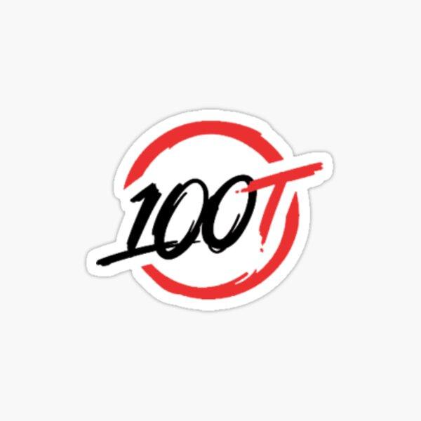 100thieves Sticker