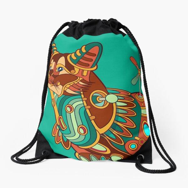 Zorro Drawstring Bag