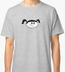 Normal Girl - Basic / Outline Classic T-Shirt