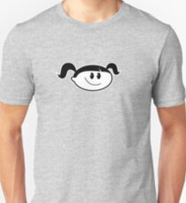 Normal Girl - Basic / Outline Unisex T-Shirt