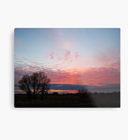 Pastel Twilight Metal Print