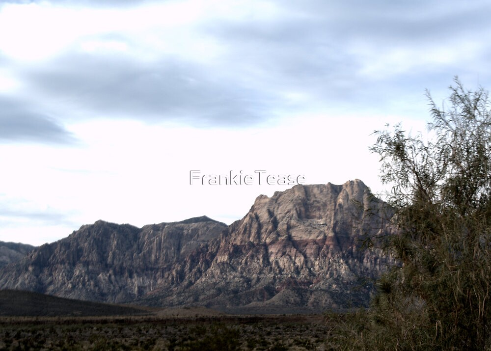 Rugged Overcast by FrankieTease