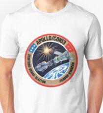 Apollo–Soyuz Test Project (ASTP) Logo Slim Fit T-Shirt