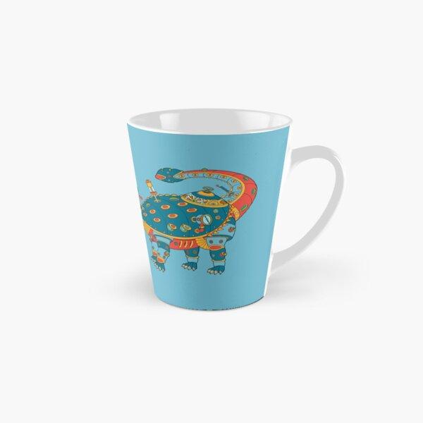 D for Dinosaur, from the AlphaPod collection Tall Mug