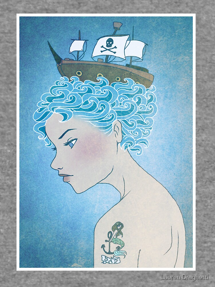 Sailor's Daughter by laurendraghetti