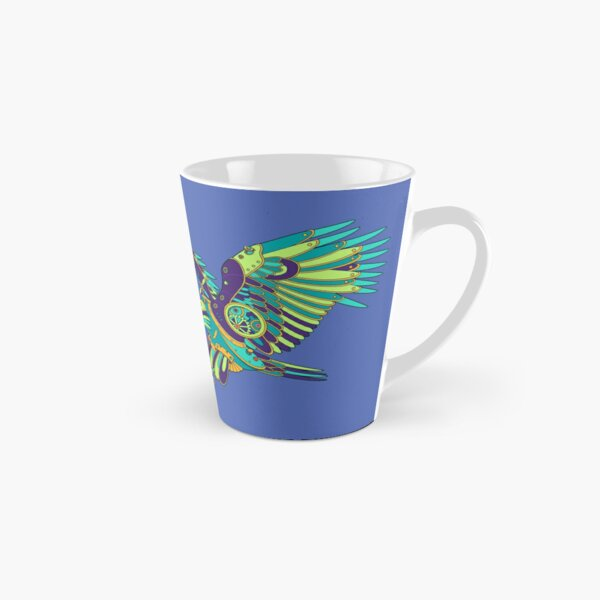 E for Eagle, from the AlphaPod collection Tall Mug