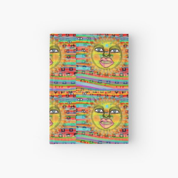 Summer Sun Dream Hardcover Journal