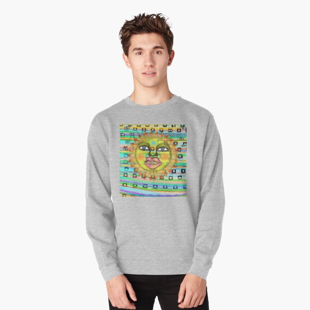 Summer Sun Dream Pullover Sweatshirt